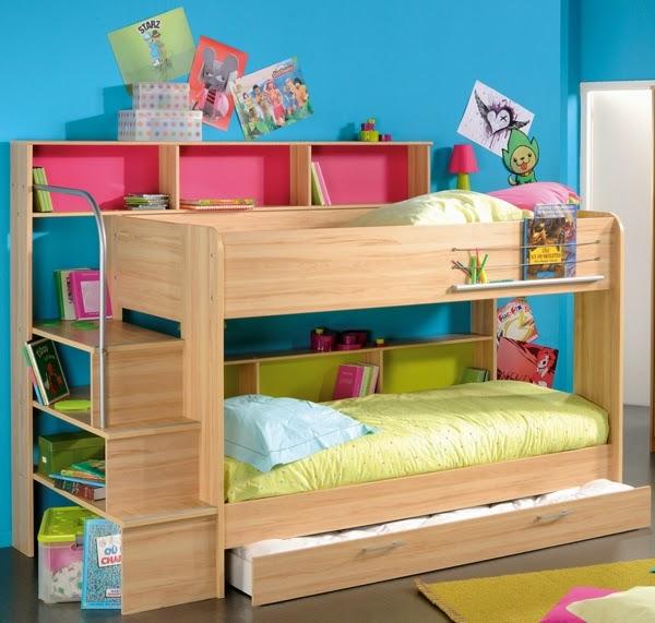 Fotos de dormitorios infantiles para dos hermanas - Dormitorio para dos ninas ...
