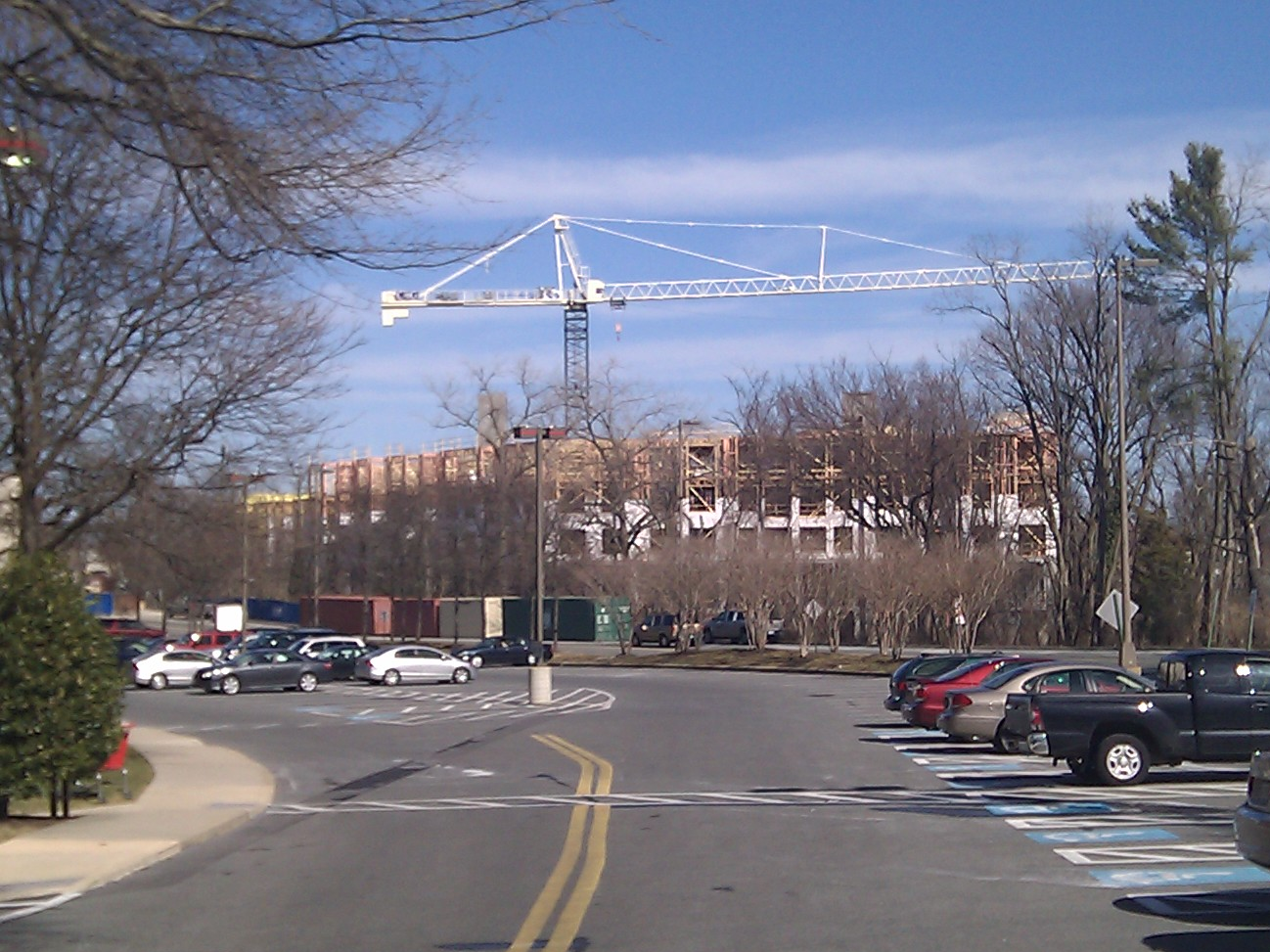 Another Day In Wheaton Maryland Usa Construction Update
