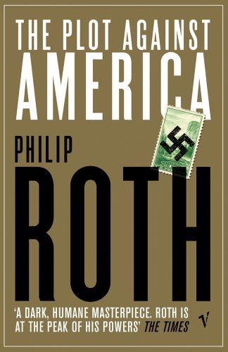 Book cover for Philip Roth's The Plot Against America in the South Manchester, Chorlton, and Didsbury book group