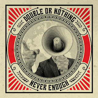 Double or Nothing - Never Enough_front