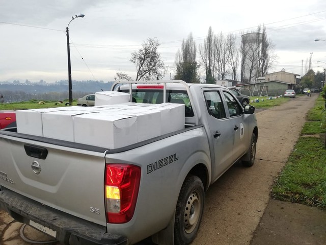 Municipio de Osorno apoyará entrega de canastas del Gobierno