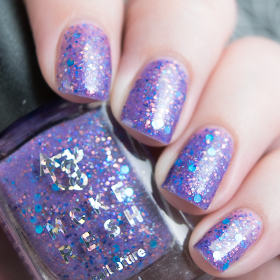 Mckfresh Nail Attire - Oh Rexy, You're So Sexy (cold) | Polish Pickup May 2018