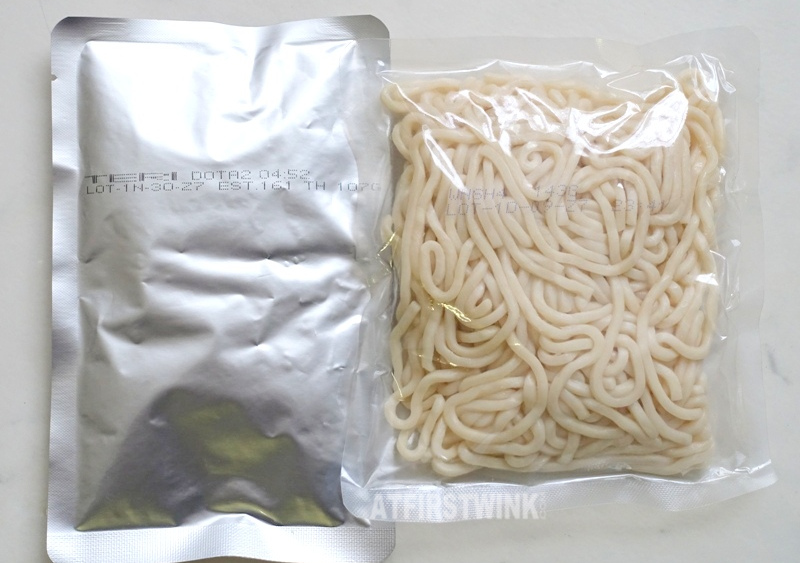 asian favorites teriyaki chicken with noodles two bags