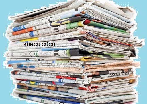 Türkiye'de En Çok Satan Gazeteler Listesi - Kurgu Gücü