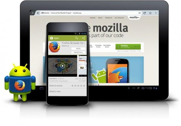 تحميل Firefox للأندرويد