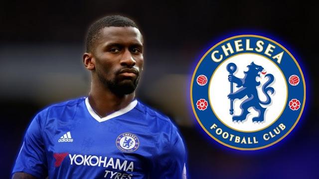 Antonio Rudiger Chelsea