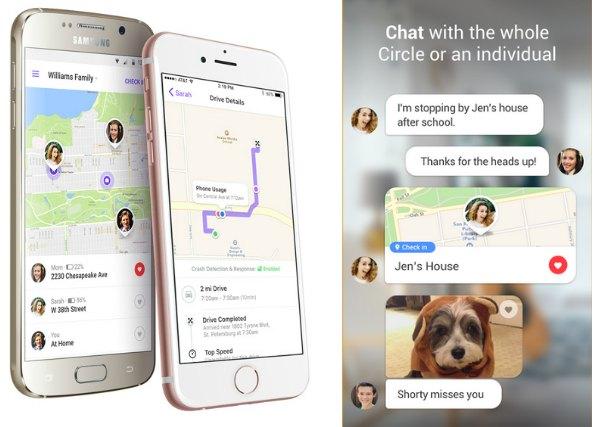 app, localizador, familia, life360