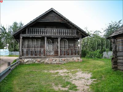 Заславль. Музей этнографии. Старый склад