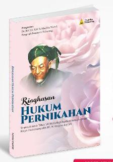 Buku RINGKASAN HUKUM PERNIKAHAN Toko Buku Aswaja Surabaya