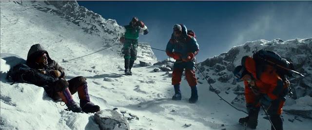 Salah Satu Adegan dalam Film Everest