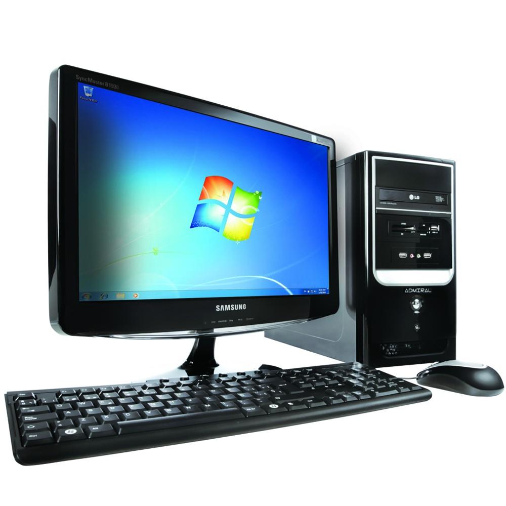 Las partes del computador que es un computador for Escritorio para computadora