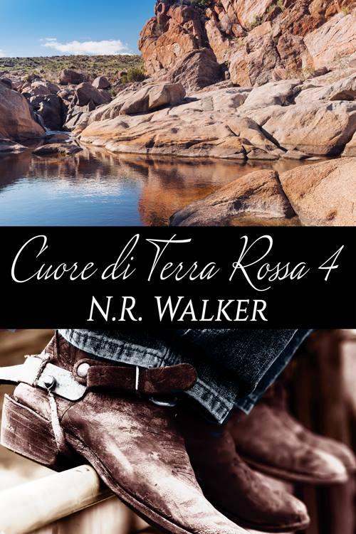 """Booktrailer """"Cuore di Terra Rossa"""" (Serie Terra rossa) di N.R. Walker"""