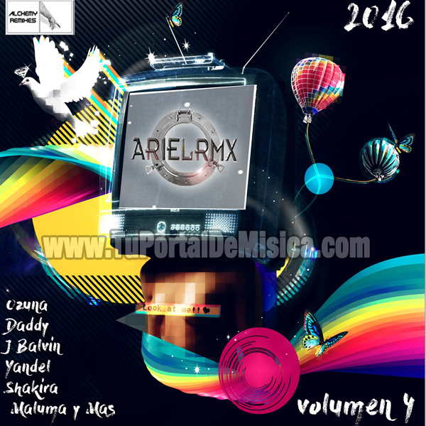 Ariel RMX Volumen 4 (2016)
