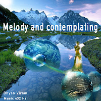 Melody and contemplating - music 432 Hz