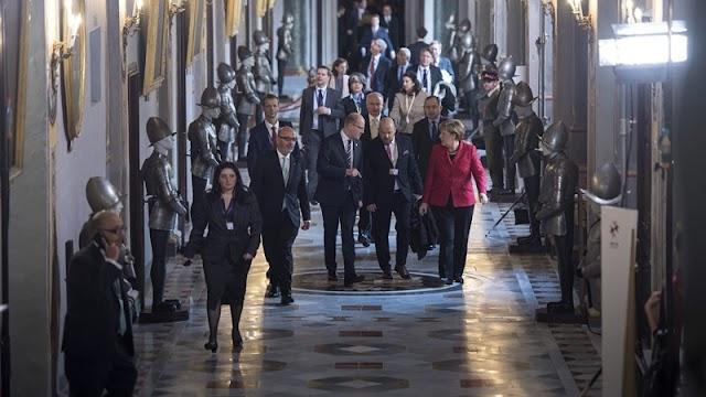 Πίσω από τα σχέδια της Άγγελα Μέρκελ για μια Ευρώπη «πολλών ταχυτήτων»
