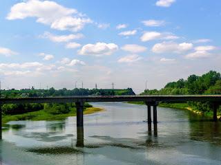 Галич. Автомобільний міст через Дністер