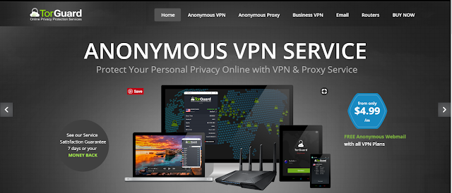 SPONSORED: TorGuard VPN Review - Free Browsing, 50% Off, Hide IP