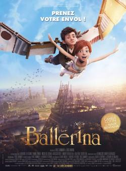 Capa do Filme A Bailarina
