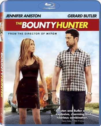 The Bounty Hunter 2010 Dual Audio Hindi Bluray Movie Download