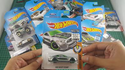Hot Wheels Zamac Edition Ford Shelby GT350R