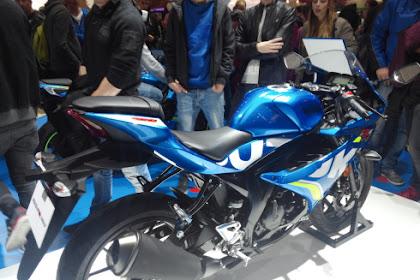 Kumpulan Foto Suzuki GSX-R125