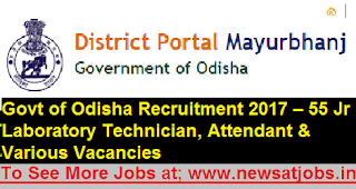 Govt-of-Odisha-55-Laboratory-Technicians-Recruitment-2017