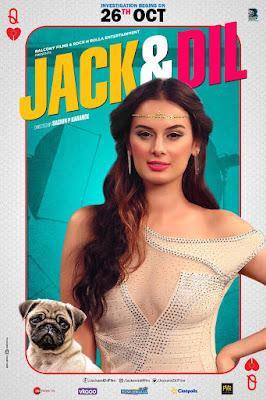 Jack & Dil 2018 Hindi HDTV 480p 250Mb x264