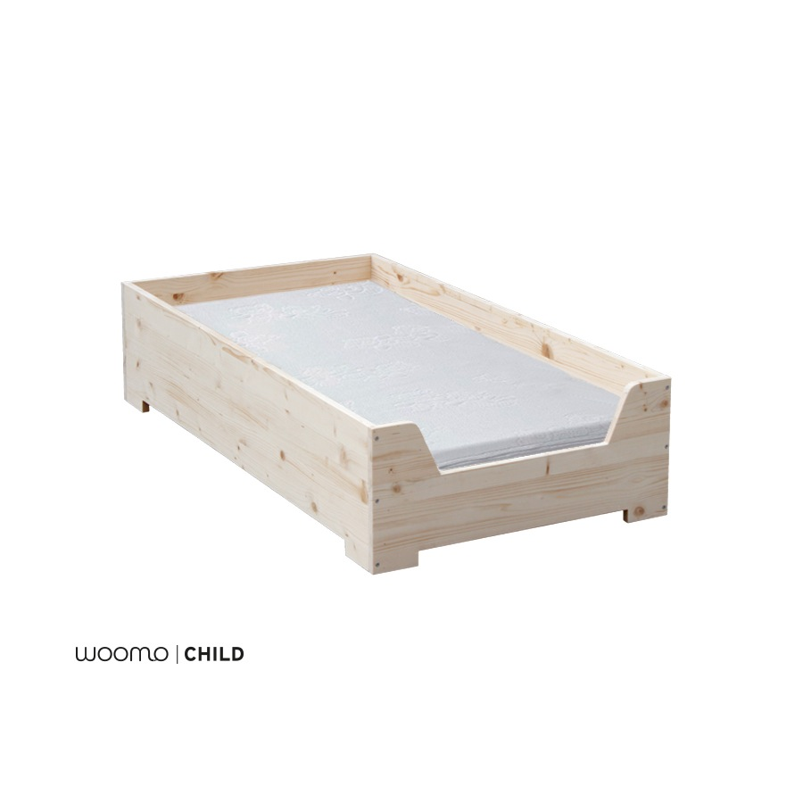 Pequefelicidad camas montessori - Cama de coche para nino ...