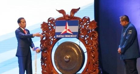 Demokrat Beri Sinyal Dukung Jokowi Sebagai Calon Presiden