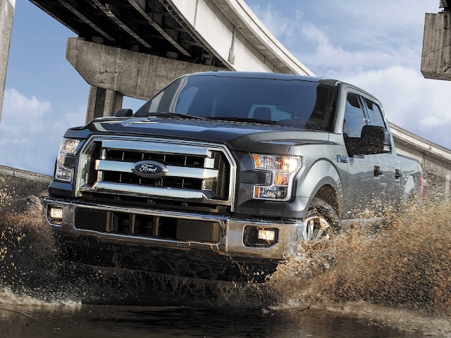 Ford F-150 Scores Big In Dependability & Toughness