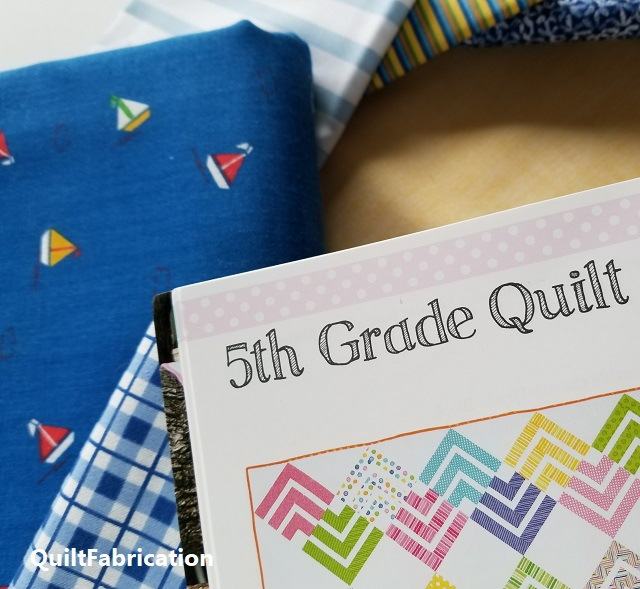 5th Grade Quilt from a Precut Primer