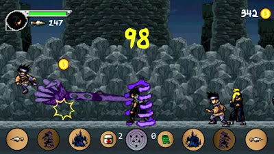 Battle of Ninja APK MOD 2