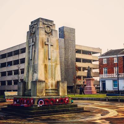 war memorial Wakefield