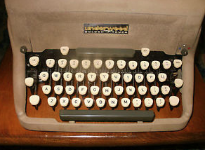Underwood Golden-Touch Typewriter