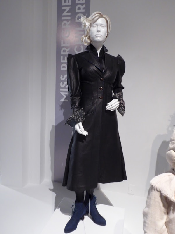 Eva Green Miss Peregrine movie costume