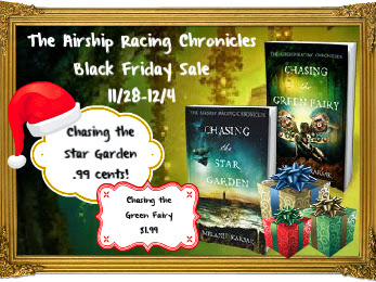 Chasing the Star Garden is on Sale! Lady Macbeth Release Countdown Giveaway!