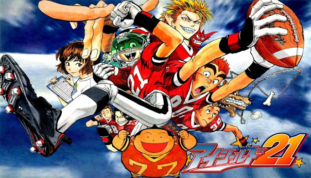 Download Eyeshield 21 Subtitle Indonesia