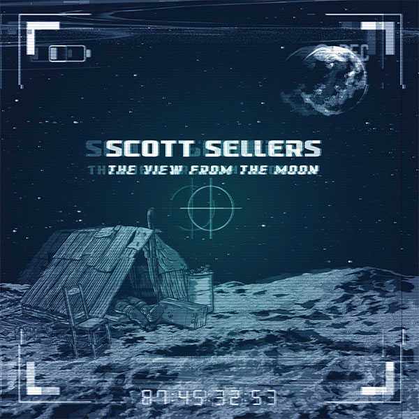 "Scott Sellers stream new EP ""The View From The Moon"""