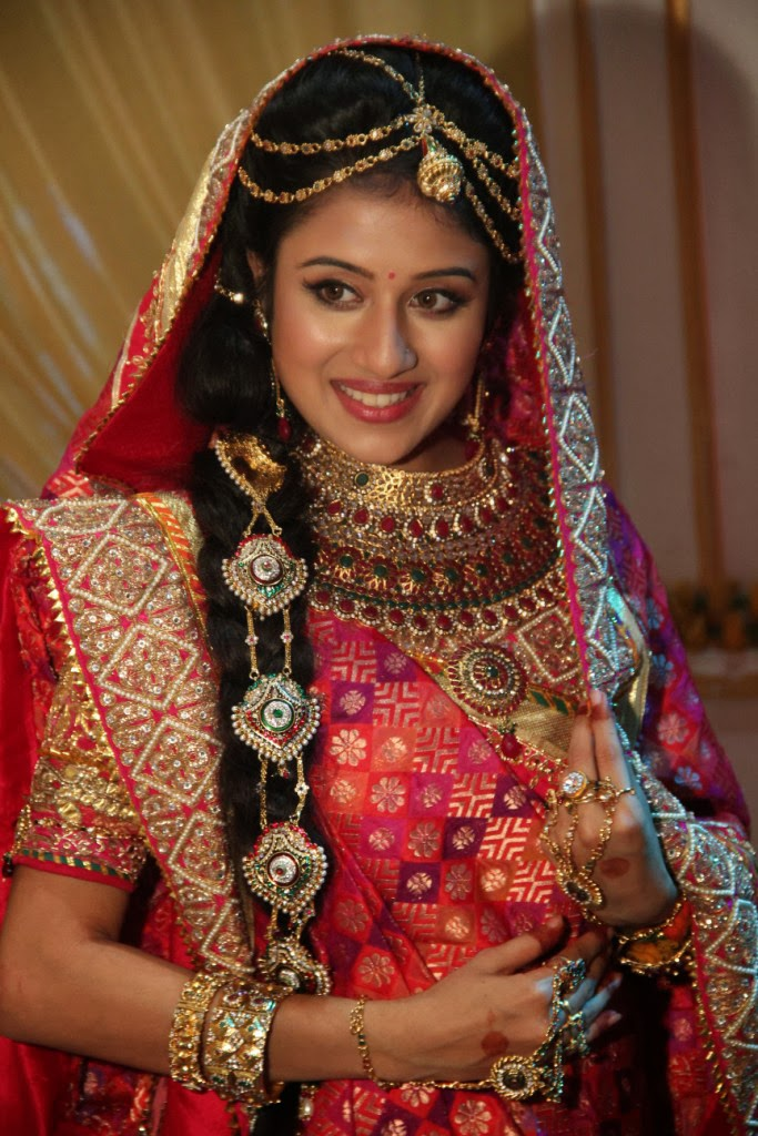 Latest Designs Gold Jewellery Hindi Serial Jodha Akbar