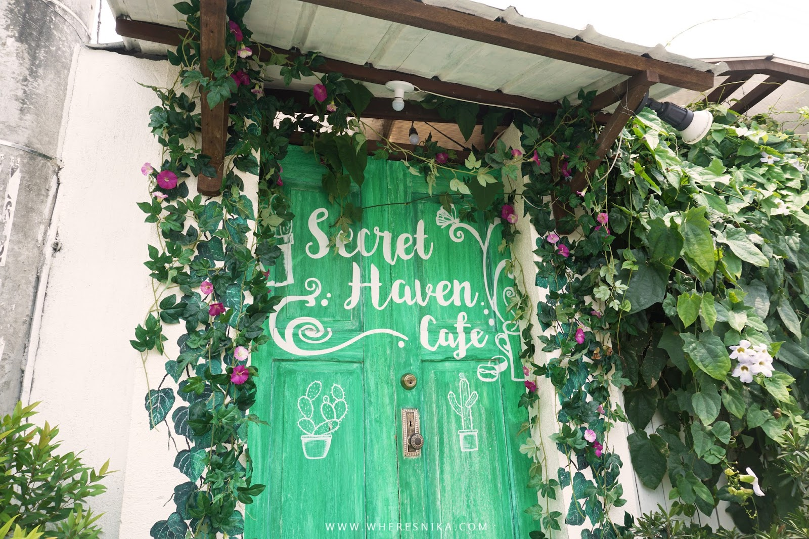 secret haven cafe