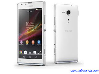 Cara Flashing Sony Xperia SP LTE C5303 Via Flashtool