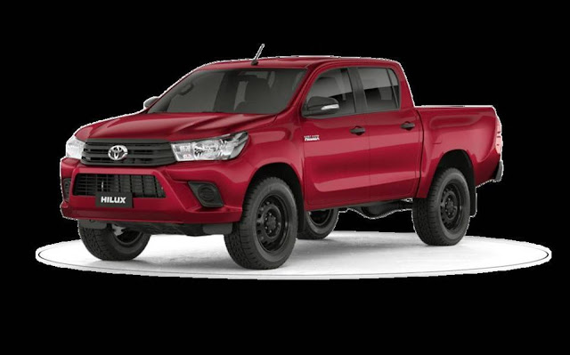 Toyota Hilux STD Power Pack