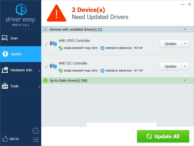 Driver Easy 5.6.10.59951