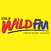 Wild FM Iloilo DYWT 105.9 MHz logo