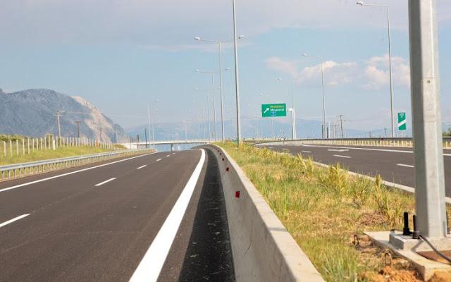 Θεσπρωτία: Tι θα πληρώνουν σε διόδια όσοι ταξιδεύουν από Ηγουμενίτσα για Αθήνα μέσω Ιόνιας...