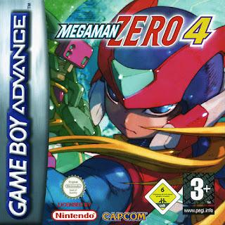 Rom de Mega Man Zero 4 - GBA - PT-BR - Download