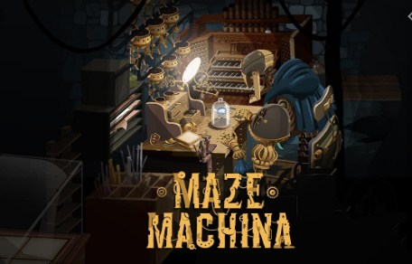 Maze Machina Apk+Data Free on Android Game Download