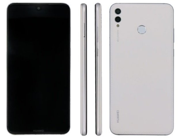 Huawei ARS-AL00 and ARS-TL00 certified, packs in 7.12-inch FHD+ display
