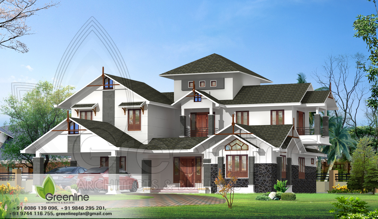 Indian Model House Plans Exterior Views Home Design Inspirationjpg