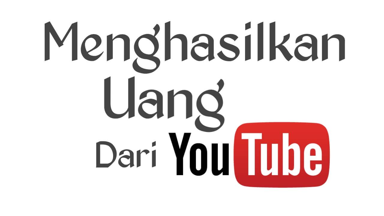Persyaratan supaya channel youtube bisa di terima AdSense